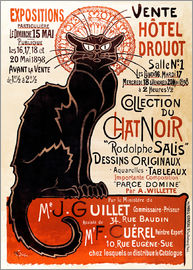 Théophile-Alexandre Steinlen - Collection du Chat Noir