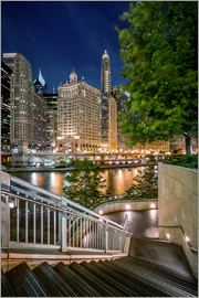 Sören Bartosch - Chicago River Walk