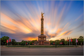 Photovojac - Chick on a stick - Victory Column