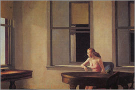 Edward Hopper - city sunlight