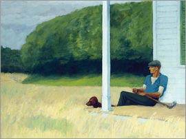Edward Hopper - Clamdigger
