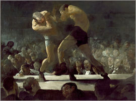 George Wesley Bellows - Club Night