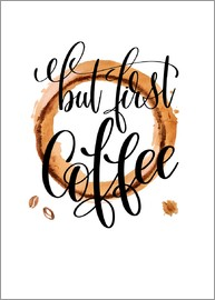 Mandy Reinmuth - FirstCoffee