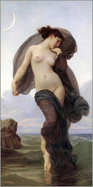 William Adolphe Bouguereau - Twilight
