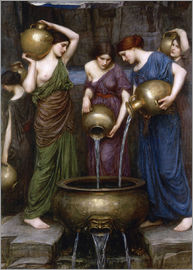 John William Waterhouse - Danaïdes