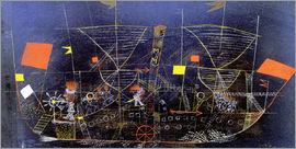 Paul Klee - The adventure ship