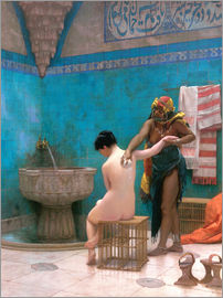 Jean Leon Gerome - The Bath