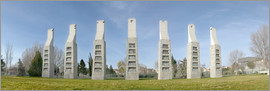 The monument of seven chairs