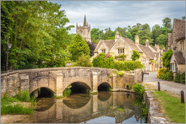 Christian Müringer - The village of Castle Combe, Wiltshire (England)