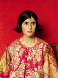 Thomas Cooper Gotch - The Exile: