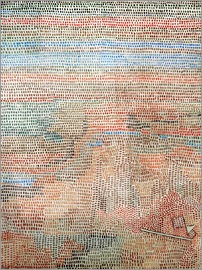 Paul Klee - the whole dawning