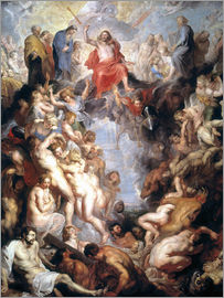 Peter Paul Rubens - The (large) Last Judgement