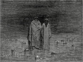 Gustave Doré - The Inferno, Canto 32