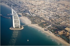 Bill Young - The Jumeirah Beach Hotel in Dubai