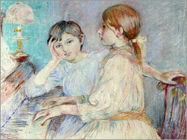Berthe Morisot - The Piano