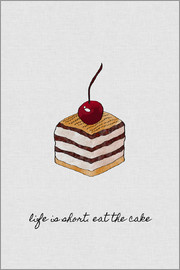 Orara Studio - Life Is Short Eat The Cake