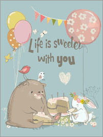 Kidz Collection - Life is sweeter with you
