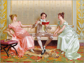 Vittorio Reggianini - The Reading