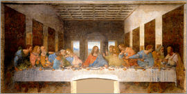 Leonardo da Vinci - The Last Supper