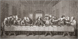 Ken Welsh - The Last Supper After Leonardo Da Vinci