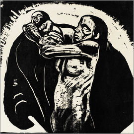 Käthe Kollwitz - The victim