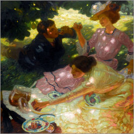 Leo Putz - The Picnic