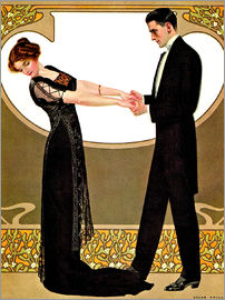 Clarence Coles Phillips - The rendezvous