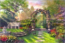 Dominic Davison - The Garden Gates