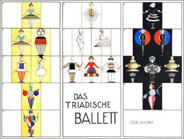 Oskar Schlemmer - The tragic ballet