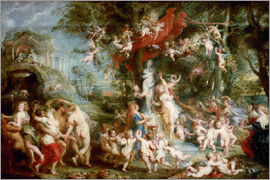 Peter Paul Rubens - The Feast of Venus