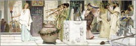 Lawrence Alma-Tadema - The vintage festival