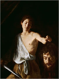 Michelangelo Merisi (Caravaggio) - David with the Head of Goliath