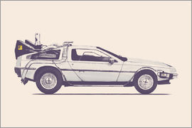 Florent Bodart - Delorean