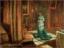 Sir John Everett Millais - The Eve of St Agnes