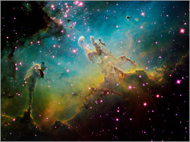 Ken Crawford - the Eagle Nebula