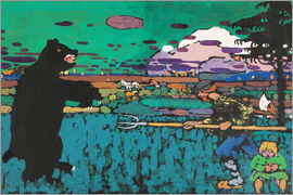 Wassily Kandinsky - The Bear