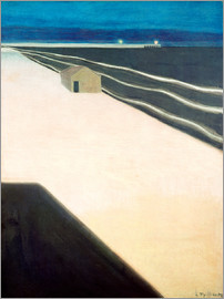 Léon Spilliaert - The Sea Wall