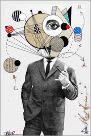 Loui Jover - the thinking man