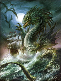Dragon Chronicles - The sea serpent