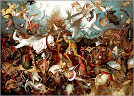 Pieter Brueghel d.Ä. - The Fall of the Rebel Angels