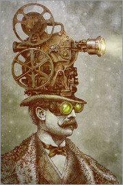 Eric Fan - The Projectionist