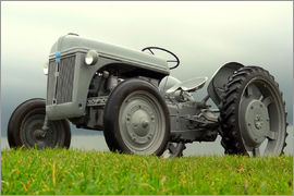 The Ford 2N tractor