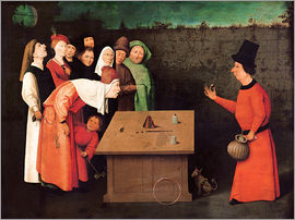 Hieronymus Bosch - The entertainer