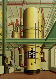 Carl Grossberg - The yellow boiler