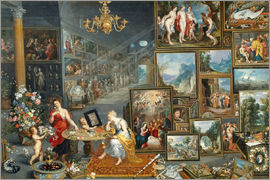 Jan Brueghel d.Ä. - Sight and Smell