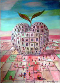 Diego Manuel Rodriguez - The big apple