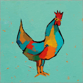Phyllis Adams - The rooster
