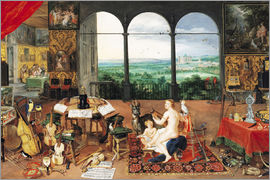 Jan Brueghel d.Ä. - Hearing