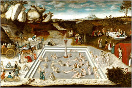 Lucas Cranach d.Ä. - The fountain of youth