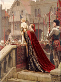Edmund Blair Leighton - A Little Prince